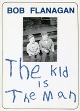 Cover image of The Kid Is the Man