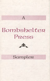Cover image of A Bombshelter Press Sampler