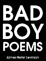 Cover image of Bad Boy Poems