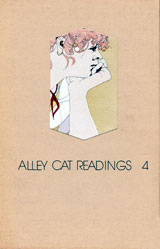Cover image of The Alley Cat Readings 4