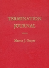Cover image for Termination Journal