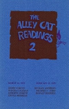 Cover image for The Alley Cat Readings 2